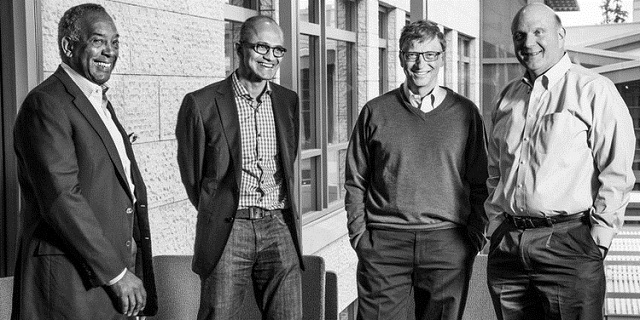 Satya-Nadella-Bill-Gates
