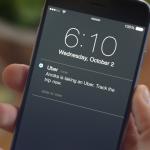 UBER 推出 Trip Tracker 新功能,即時推播行車路線保平安