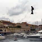 有金氏世界紀錄證明!能在空中飛的懸浮滑板是真的
