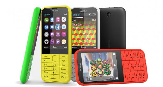 nokia freature phones