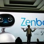 Zenbo 現身!施崇棠:「華碩要做一家讓機器人走入千家萬戶的公司」