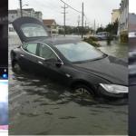 Tesla Model S 能當船來開?馬斯克:短時間沒問題