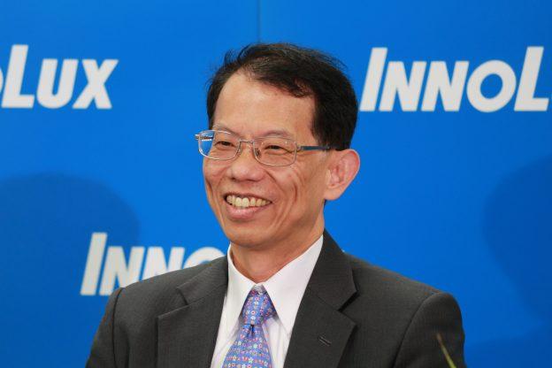 innolux 董事長 王志超