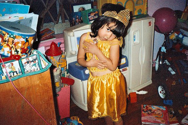 家長注意!研究:迪士尼公主會對女孩產生負面影響