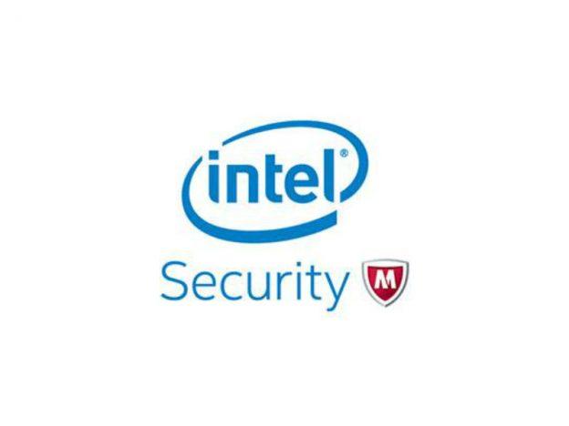 Intel Security 官方臉書