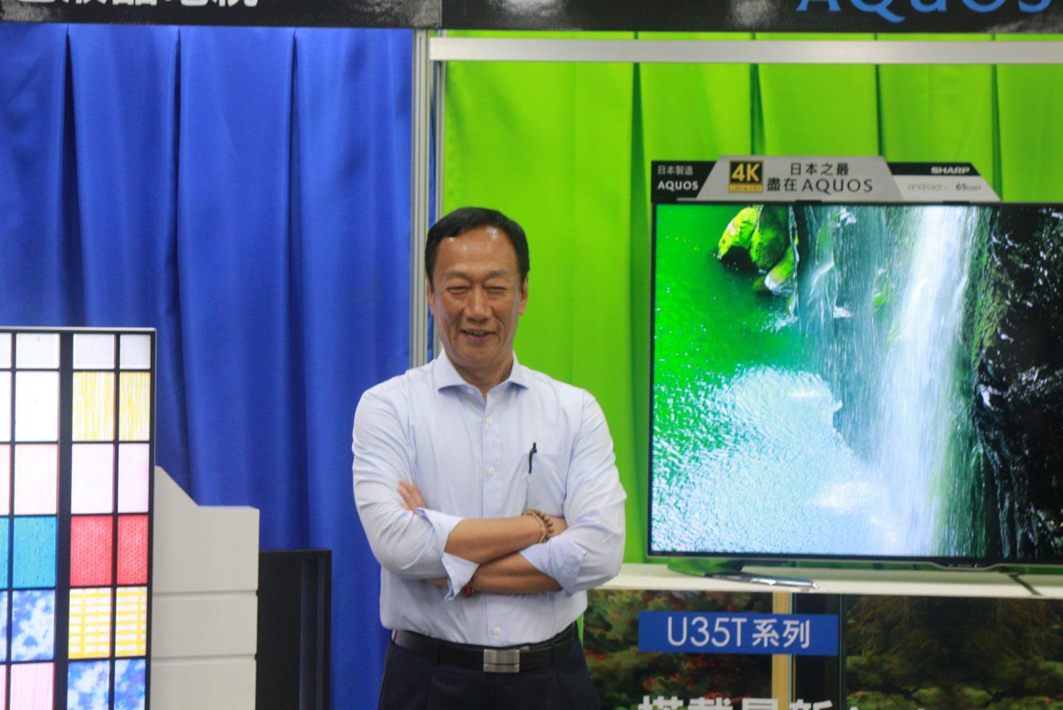 衝刺夏普品牌復興,鴻海集團將任命首位行銷長