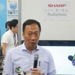夏普 2017 財年將達成營收 2.2 兆日圓目標,並積極重返東證一部交易