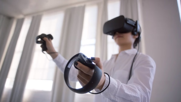 Oculus 官網