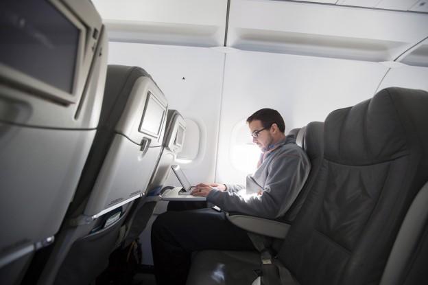 让搭飞机上网变得更容易