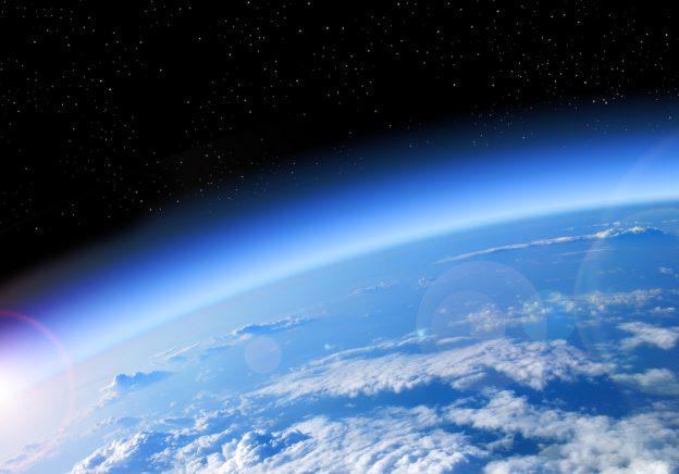 a4背景素材地球