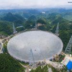 中國建成全球最大射頻望遠鏡,最快 9 月執行計畫找外星人