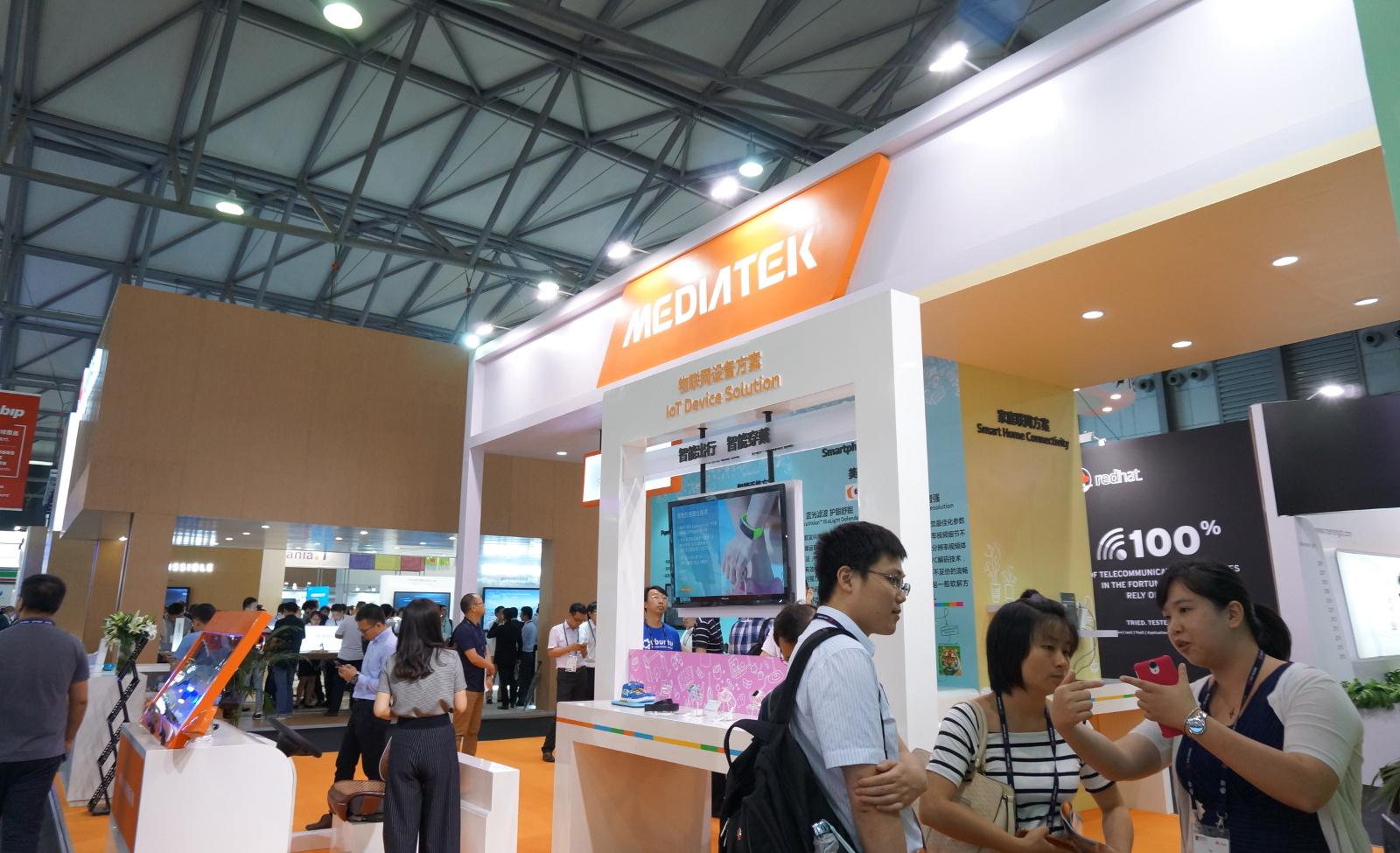 MediaTek-MWC-Shanghai