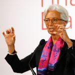 圖片來源:《達志影像》International Monetary Fund (IMF) Managing Director Christine Lagarde delivers a speech in Vienna, Austria, June 17, 2016.  REUTERS/Leonhard Foeger - RTX2GQFB