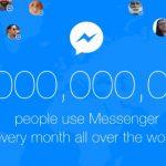Facebook Messenger 活躍用戶超過 10 億