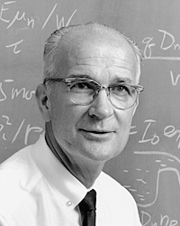 12/2/1965 William B. Shockley, Nobel Laureate in physics
