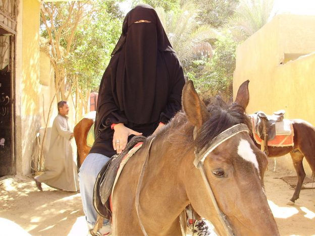 veiled-arab-woman
