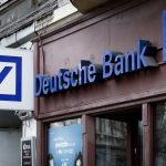 下載自美聯社 A view of Deutsche Bank in Bydgoszcz, Poland, on April 27, 2016. Deutsche bank has posted surprise pre tax earnings of €579 million for the first quarter of 2016. Experts expected much lower earnings for the troubled bank. Stock value for Deutsche climbed by more than 3 percent on Thursday. (Photo by Jaap Arriens/NurPhoto) *** Please Use Credit from Credit Field ***