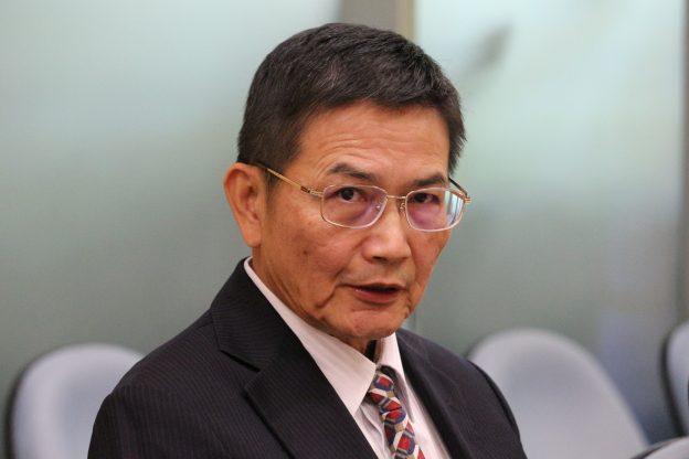 NANYA 南亞科董事長 李培瑛