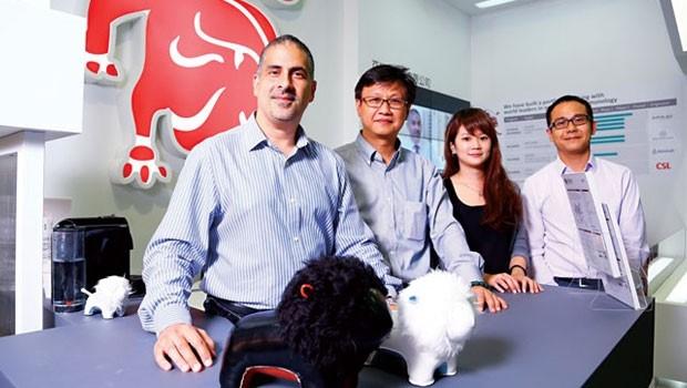 亞洲最佳生技公司為何「愛台灣」?