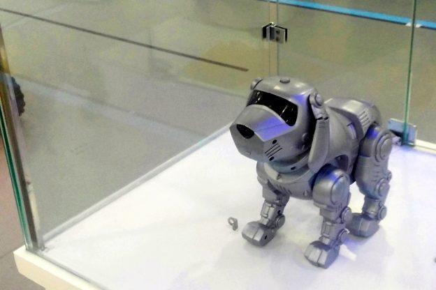 下載自路透 A robot is presented at Wuhu robotics center in Wuhu, Anhui Province, China, June 30, 2016. Picture taken June 30, 2016. To match Insight CHINA-DEBT/ REUTERS/Nathaniel Taplin - RTSKSJD