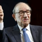 "圖片來源:《達志影像》 圖片取自路透社 Former Federal Reserve Chair Alan Greenspan speaks at a Brookings Institution forum on ""Achieving Strong Economic Growth"" in Washington April 8, 2015. REUTERS/Yuri Gripas - RTR4WJ9W"
