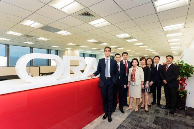 Oracle-Taiwan-Group-Photo