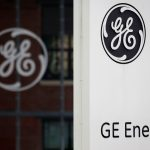 "下載自路透 The logo of U.S. conglomerate General Electric is pictured at the company's site in Belfort, April 27, 2014.  REUTERS/Vincent Kessler/File Photo    GLOBAL BUSINESS WEEK AHEAD PACKAGE - SEARCH ""BUSINESS WEEK AHEAD JULY 18"" FOR ALL IMAGES - RTSIG1G"