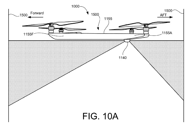 Google projection drone 3