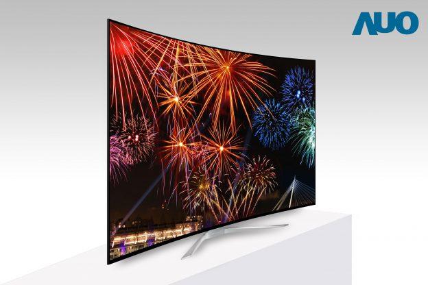 AUO-1友達65吋全平面無邊框ALCD液晶電視面板