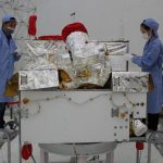 中國發射全球首顆量子衛星「墨子號」,欲發展保密度高的量子通訊