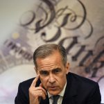 Bank of England governor Mark Carney speaks during a news conference at the Bank of England in London, Britain July 5, 2016.  REUTERS/Dylan Martinez  TPX IMAGES OF THE DAY   - RTX2JRMU