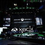 下載自美聯社 IMAGE DISTRIBUTED FOR MICROSOFT - Phil Spencer, Head of Xbox, discusses the Xbox One family of devices including the newly unveiled Project Scorpio and Xbox One S at the Xbox E3 2016 Briefing on Monday, June 13, 2016 in Los Angeles. (Photo by Casey Rodgers/Invision for Microsoft/AP Images)
