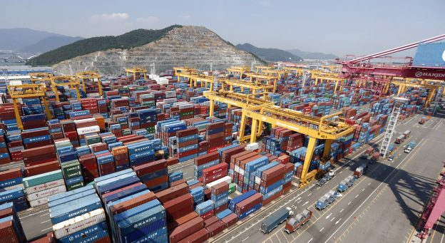 南韓航運業最大危機!大股東無力管、韓進海運恐破產