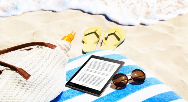 Waterproof_for_the_ultimate_escape_kobo_eReader