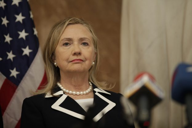 Hillary 民主黨總統候選人 希拉蕊