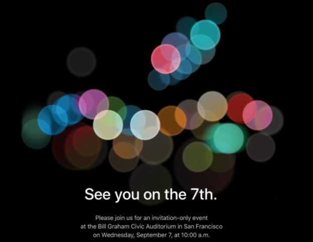 apple event july 7 2016