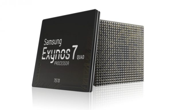 Exynos-7570 Chip