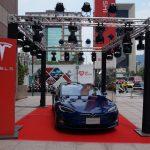 特斯拉旗艦店在臺北信義商圈開幕,Model S 房車 2017 年將在臺上路