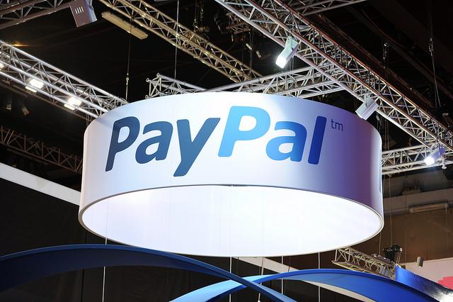 PayPal 攜手 MasterCard,擴展實體店面支付版圖