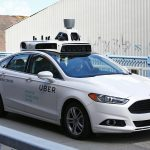 下載自美聯社 A self-driving Ford Fusion hybrid car is test driven, Thursday, Aug. 18, 2016, in Pittsburgh. Uber said that passengers in Pittsburgh will be able to summon rides in self-driving cars with the touch of a smartphone button in the next several weeks. The high-tech ride-hailing company said that an unspecified number of autonomous Ford Fusions with human backup drivers will pick up passengers just like normal Uber vehicles. Riders will be able to opt in if they want a self-driving car, and rides will be free to those willing to do it, spokesman Matt Kallman said. (AP Photo/Jared Wickerham)