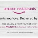 Amazon 送餐服務進軍倫敦,1 小時送達