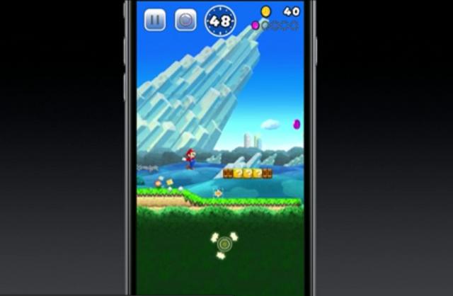 Super Mario Run-1