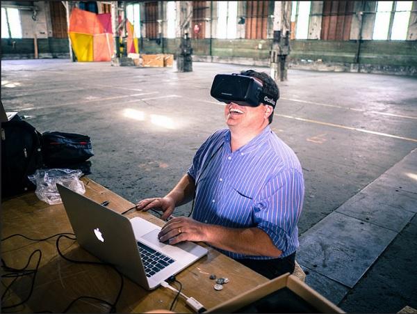 VR fear
