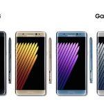 Galaxy Note 7 爆炸事件發酵,三星股價大跌 6.3%