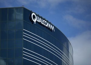 One of many Qualcomm buildings is shown in San Diego, California November 3, 2015. Chipmaker Qualcomm Inc's quarterly profit plunged 44 percent as the company was hurt by fierce competition and it took longer than expected to close new license agreements in China. Picture taken November 3, 2015.      REUTERS/Mike Blake - RTX1USP4