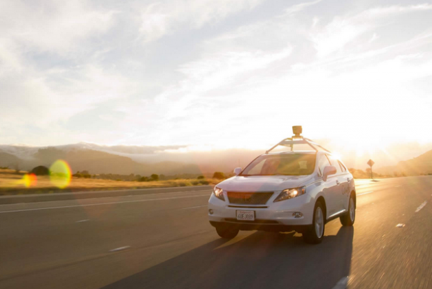 Photo Credit: Google Self-Driving Car Project
