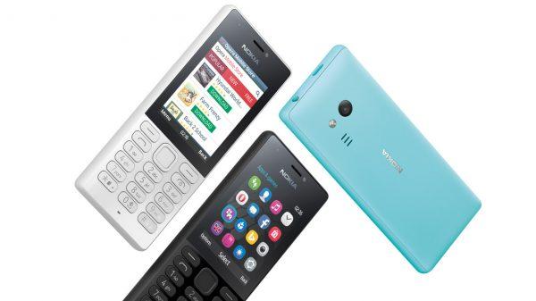 微软发表诺基亚 216,那个待机时间超长的功能手机又回来了 - 紫气东来 - 紫气东来