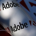 下載自路透 Adobe company logos are seen in this picture illustration taken in Vienna July 9, 2013. Picture taken July 9, 2013.     REUTERS/Leonhard Foeger/File Photo               GLOBAL BUSINESS WEEK AHEAD PACKAGE       SEARCH BUSINESS WEEK AHEAD JUNE 20 FOR ALL IMAGES - RTX2H3E5