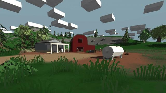 《Unturned》:一人開發萬人響應的遊戲典範