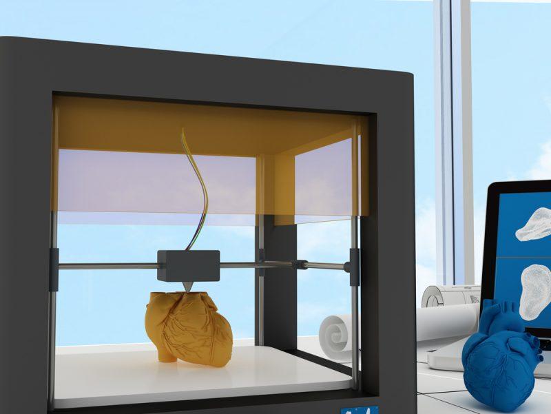 醫療 3D 列印前景無限好,只是阻礙多